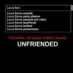 …Just sign off? LOL. Try that and u die. Unfriended – In theaters Friday.