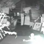 People Heard Spooky Noises Coming Out Of The Attic – They Set Up A Camera And Caught This
