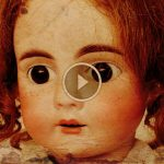 There's A TERRIFYING Secret Inside Of this Creepy Dolls Made In 1890!