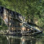 Kayaker Finds 110-Year-Old Ghost Ship in the Ohio River